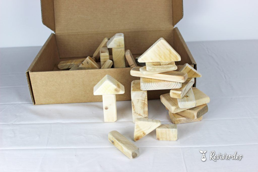 Photo wooden game